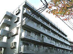 埼玉県草加市旭町1丁目の賃貸マンションの外観