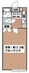 第10ヒカリパーク[2階]の間取り