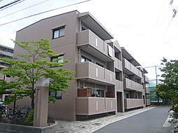 ヴィラージュ帆立 B棟[1階]の外観