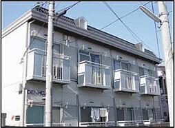 デンハウス[2階]の外観