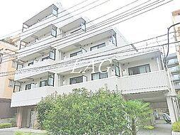 東京都板橋区前野町3丁目の賃貸マンションの外観