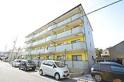 愛知県名古屋市中村区烏森町1丁目の賃貸マンションの外観