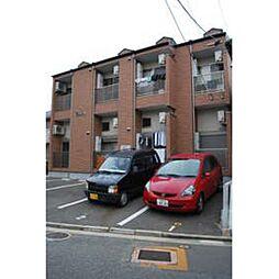 福岡県福岡市城南区田島5丁目の賃貸アパートの外観