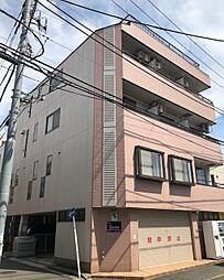 神奈川県横浜市西区浅間町4の賃貸マンションの外観