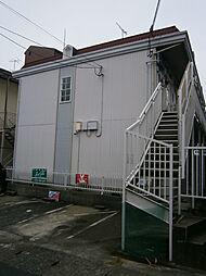 サントピア日ノ岡[103号室]の外観