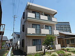 プチメゾン栗田[2階]の外観