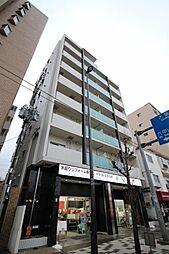 ハピネス六甲道[4階]の外観