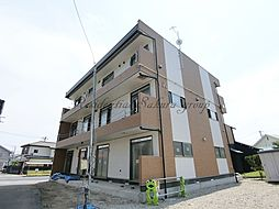 神奈川県茅ヶ崎市十間坂3丁目の賃貸マンションの外観