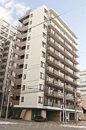 北海道札幌市中央区北六条西16丁目の賃貸マンションの外観