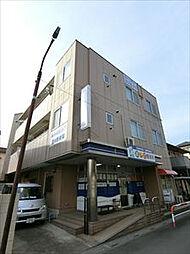 埼玉県草加市草加5丁目の賃貸マンションの外観