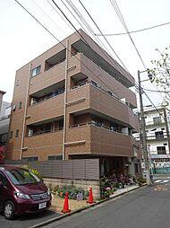 東京都北区西が丘1の賃貸マンションの外観