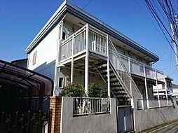 クレセント薬円台[2階]の外観