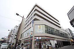 横川中谷ビル[4階]の外観