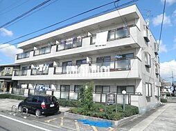 愛知県尾張旭市庄南町3丁目の賃貸マンションの外観