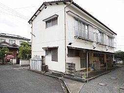 山崎アパート[B-2号室]の外観