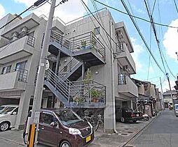 京都府京都市上京区老松町の賃貸マンションの外観