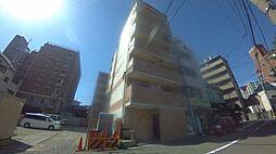 インパレス天王寺[5階]の外観
