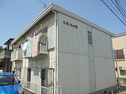 OKハイツ[1階]の外観
