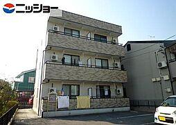 プレステージ目黒[2階]の外観