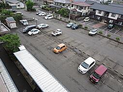 サンブライト荒牧駐車場