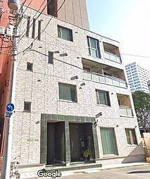 都営大江戸線 築地市場駅 徒歩11分の賃貸アパート