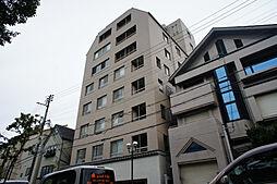 兵庫県神戸市中央区中山手通5丁目の賃貸マンションの外観