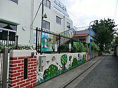 淀橋第四幼稚園(約270m約4分)
