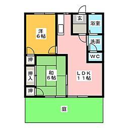 イングB[1階]の間取り