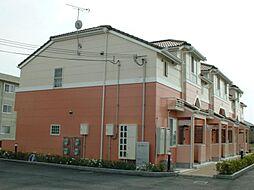 E・プラーノ[2階]の外観