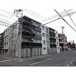 北海道札幌市西区琴似一条3丁目の賃貸マンションの外観