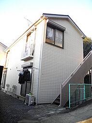 ハイツ公田[2階]の外観