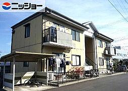サニーコート明和 A棟[1階]の外観