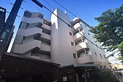 柏原ファミリーハイツ[4階]の外観