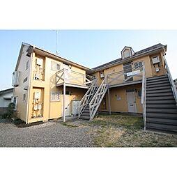 カナディアンハイツ和田[2階]の外観