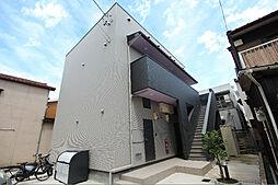 愛知県名古屋市熱田区古新町1丁目の賃貸アパートの外観