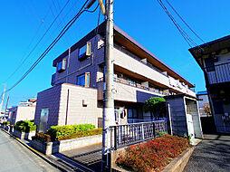 埼玉県朝霞市朝志ケ丘4丁目の賃貸マンションの外観