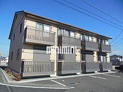 静岡県藤枝市高柳1丁目の賃貸アパートの外観