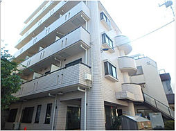 神奈川県横浜市港北区篠原北1の賃貸マンションの外観
