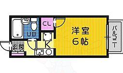 新金岡駅 3.6万円