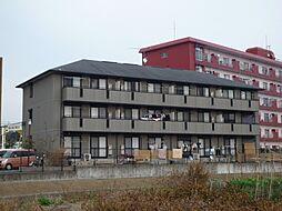 ペイサージュ上津[1階]の外観