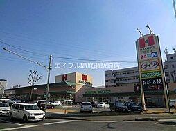 岡山県岡山市北区田益の賃貸マンションの外観