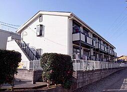千葉県八千代市高津の賃貸アパートの外観