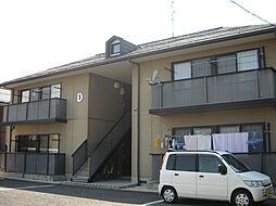 新潟県新潟市江南区元町4丁目の賃貸アパートの外観