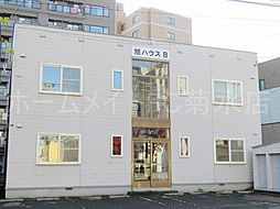 旭ハウスB棟[1階]の外観