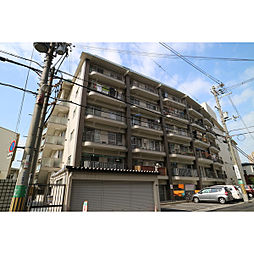 大阪府大阪市天王寺区上之宮町の賃貸マンションの外観