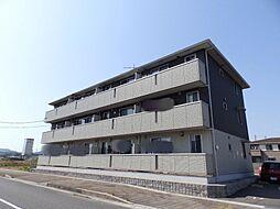 山口県山陽小野田市桜2の賃貸アパートの外観
