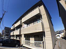 カジュアルプラザA棟[3階]の外観