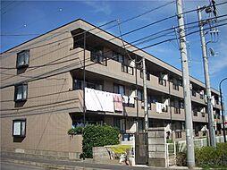 ヴェラクレスト壱番館・弐番館[3階]の外観