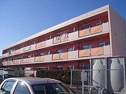 宮山第二コーポラス[2階]の外観