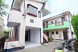 神奈川県相模原市南区東林間6丁目の賃貸マンションの外観